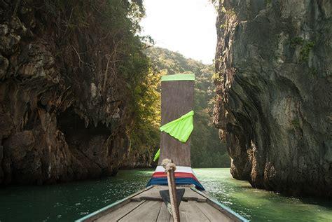 krabi island hopping hong island  speedboat