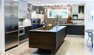 modern kitchen designs 2018 design decoration With kitchen cabinet trends 2018 combined with coral and gray wall art
