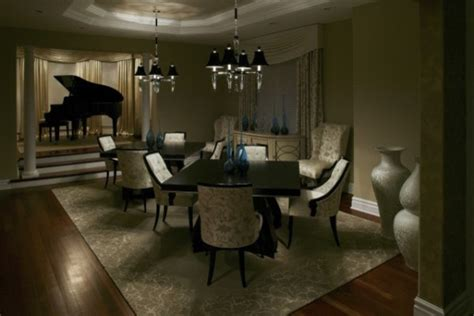 Music Room  Contemporary  Dining Room  Chicago By