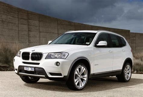 Bmw X3 2011 Review First Drive Carsguide