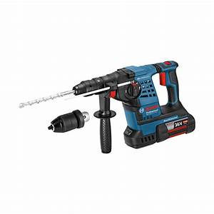 Perforateur Makita Sans Fil 36v : perforateur sans fil bosch gbh 36 vf li plus professional ~ Premium-room.com Idées de Décoration