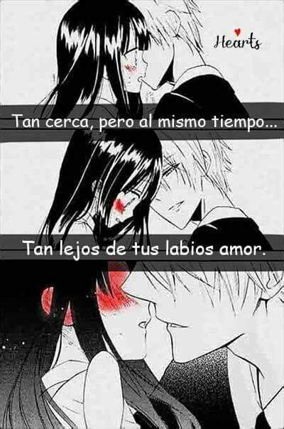 frases frases otakus anime amor amarte duele