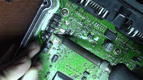 ford escape pcm repair engine computer la  lh