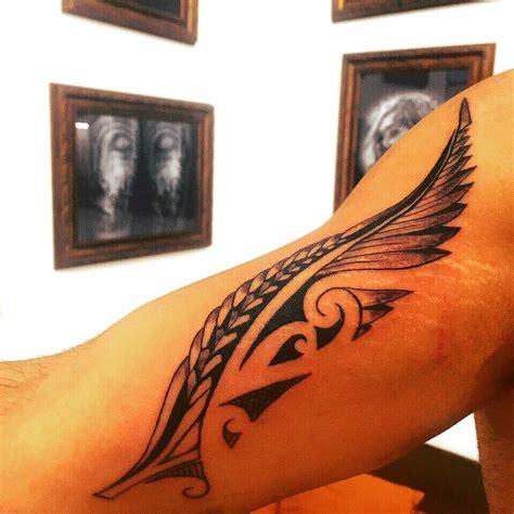 tattoo feather tattooideas maori maoric