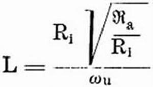 Induktivität Berechnen : der ausgangstransformator berechnung in formeln und nomogrammen ~ Themetempest.com Abrechnung
