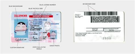 illinois id buy scannable fake id premium fake ids