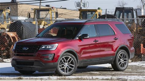 ford explorer sport review photo gallery autoblog