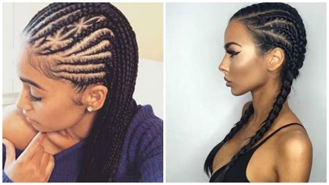 Easy Cornrow Hairstyles by 6 Easy Ways To Cornrow Hair