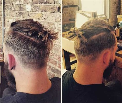 man bun hairstyle official site  manbuns  long hair