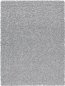Www Benuta De : benuta hochflor teppich swirls grau 60001044 uni bettvorleger br cke l ufer quad ebay ~ Sanjose-hotels-ca.com Haus und Dekorationen