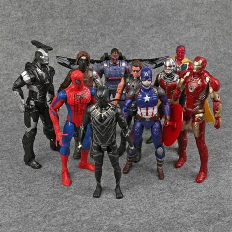 marvel legends captain america  civil war iron man action