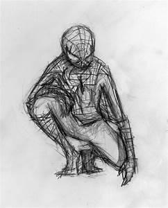 spiderman pencil sketchy by PointyJake on DeviantArt