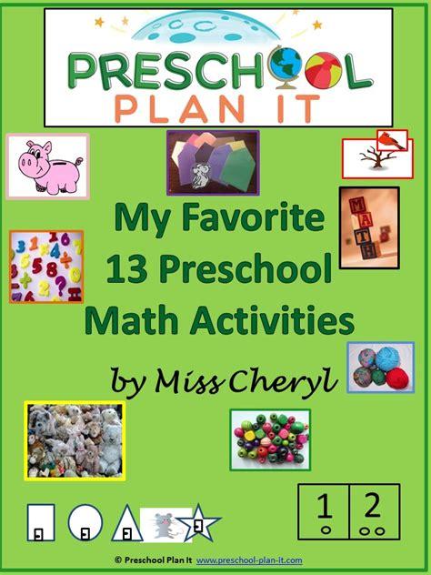 teaching preschool math 138 | preschool math activities free