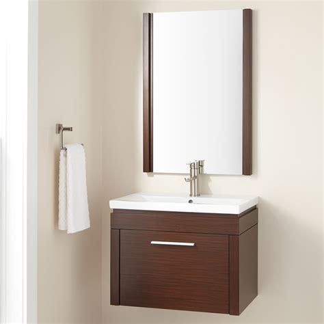 floating bathroom vanity signature hardware realie