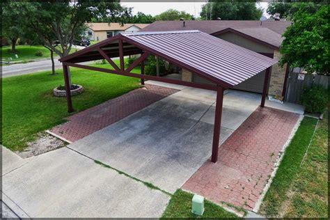 Metal Carport Roof by Free Standing Steel Carport Pictures Kirby San