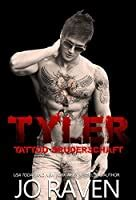 tyler inked brotherhood   jo raven reviews discussion bookclubs lists