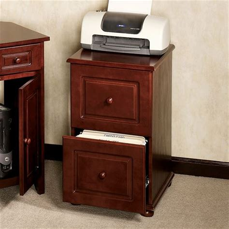 Cherry Filing Cabinet by Aubrie Classic Cherry Filing Cabinet
