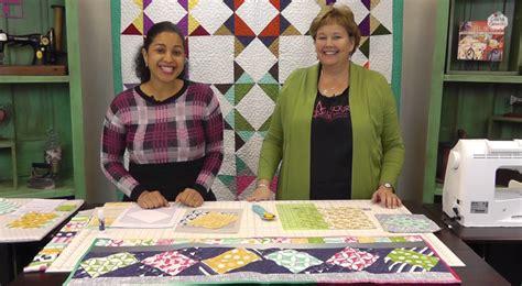 missouri quilt company address twist 10 table runner tutorial with doan of missouri