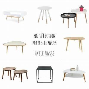Made Com Table Basse : un petit salon comment trouver la table basse id ale ~ Dallasstarsshop.com Idées de Décoration