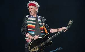 Keith Richards says The Rolling Stones are working on a ...