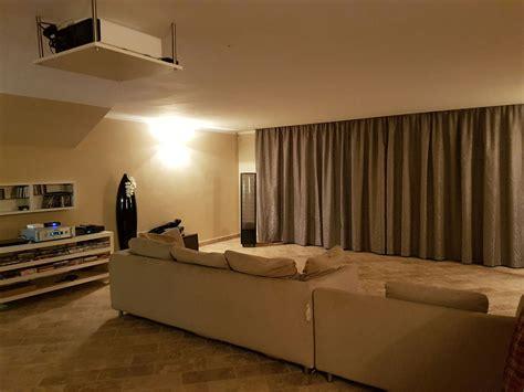binari tende a soffitto tende per interni su misura di alta qualit 224 in toscana gani