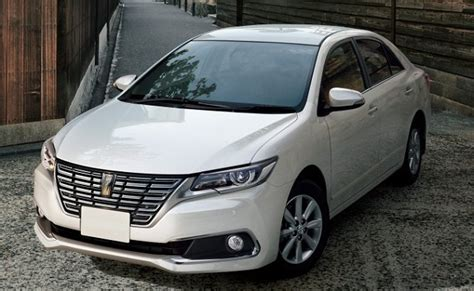 toyota allion specs features  release date