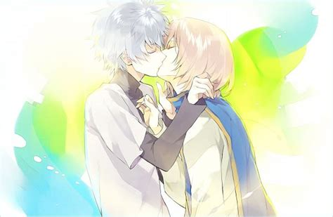 anime kiss hunter x hunter hunter x hunter 1019501 zerochan