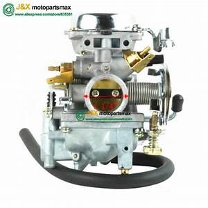 Aluminum Carburetor Assy For Yamaha Virago 250 Xv250 Route