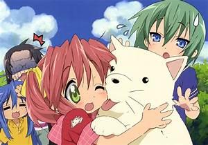 Lucky Star: Minami and Yutaka - Minitokyo