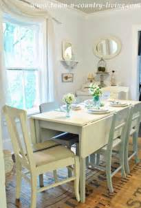 decorating with white town country living