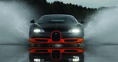 auto galeria bugatti veyron super sport samochody