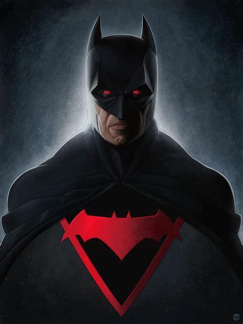 thomas wayne earth  batman   thirteen  deviantart