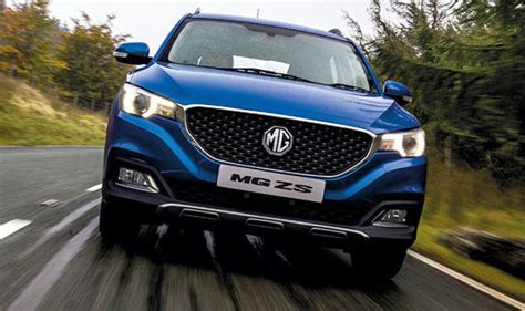 mg zs review road test price specs  pictures