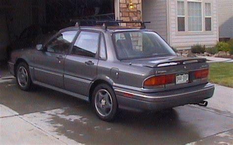 how cars run 1992 mitsubishi galant head up display 92 galant vr4