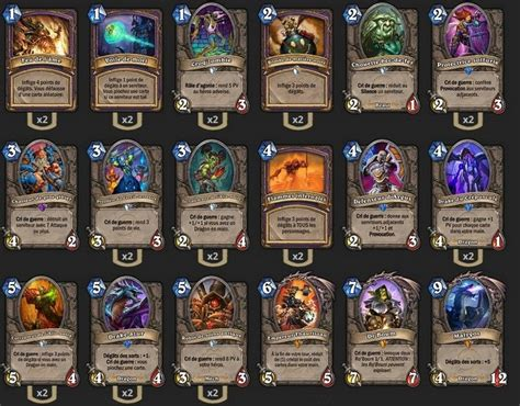 warlock deck hearthpwn malygos warlock deck warlock class discussion