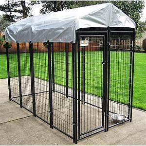 cheap large fancy dog run kennels buy cheap dog kennels With cheap big dog kennels