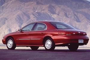 1998 Mercury Sable Rear Suspension Diagrams  Mercury  Auto