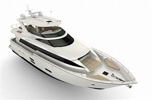 The New 2016 Hatteras 70 Motor Yacht