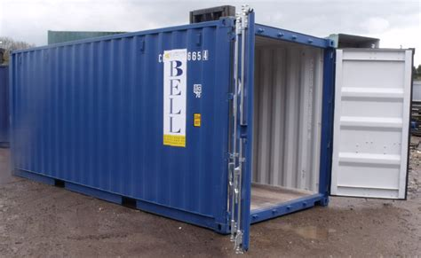 Why Steel Storage Containers Are The Best Option Out There