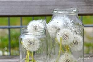 Bilder Im Glas : make a wish pusteblumen im glas ~ Orissabook.com Haus und Dekorationen