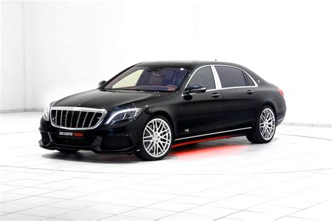 Brabus Maybach 900 Rocket by Brabus Prices Maybach Based Rocket 900 At 500 478 Carscoops
