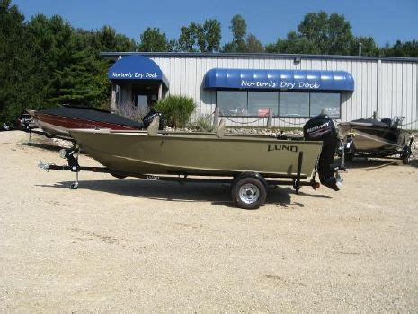 Boat Trader Lund Alaskan by Page 1 Of 1 Lund 1600 Alaskan Tiller Boats For Sale