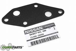 Nissan Altima Sentra Rogue  U0026 Select Engine Oil Cooler