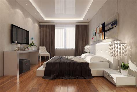 Дизайн потолка в спальне простые и сложные варианты