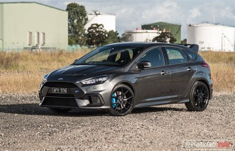 Ford Performance Focus Rs by 2017 Ford Focus Rs Review Performancedrive
