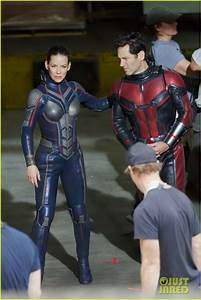 New Set Photos Show Ant-Man and Wasp Teaming Up ...