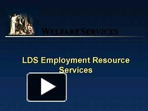 ppt lds employment resource services powerpoint With lds powerpoint templates
