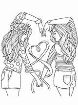 Coloring Teens Pages Printable Adult Mycoloring sketch template