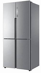 Refrigerateur Congelateur Encastrable Froid Ventilé : haier htf 456dm6 r frig rateur cong lateur 456 l froid ~ Dode.kayakingforconservation.com Idées de Décoration