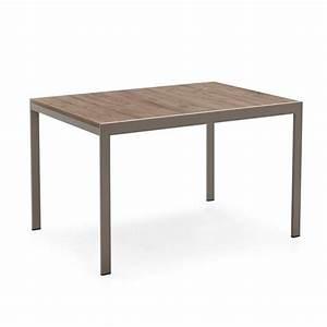 Tisch 110 X 70 : cb4742 l 110 aladino metalltisch connubia calligaris mit platte aus melamin 110 x 70 cm ~ Bigdaddyawards.com Haus und Dekorationen